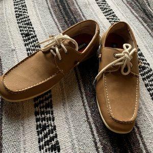 Steve Madden Boat Shoes